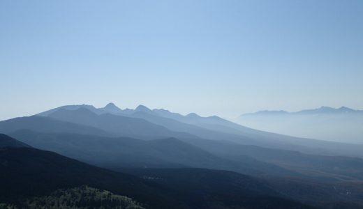 八ヶ岳連峰北横岳に登って来ました。