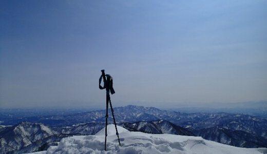 3月の米山 大平コース