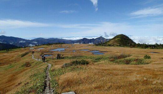 苗場山-小赤沢コース-から紅葉を楽しむ