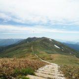 笹原と花のきれいな平標山に登ってきました(大源太山と三角山も)