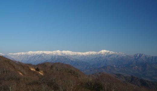 もうちょっと歩きたい人に菱ヶ岳から五頭山の縦走がおすすめ