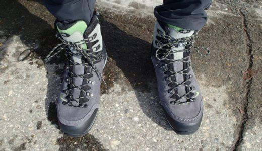 幅広の足におすすめ登山靴[LOWA]バンテージWXL購入レビュー