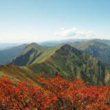 紅葉の始まり9/27の谷川岳へ